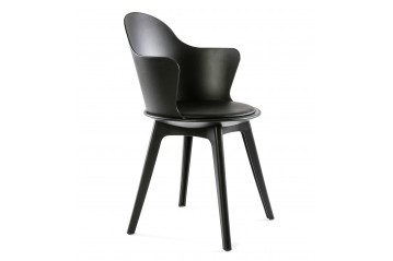 Varsavia Chair with Armrests