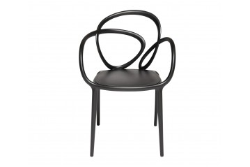 Set 2 Loop Chair without cushion