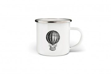 Special Hot-air balloon Mug