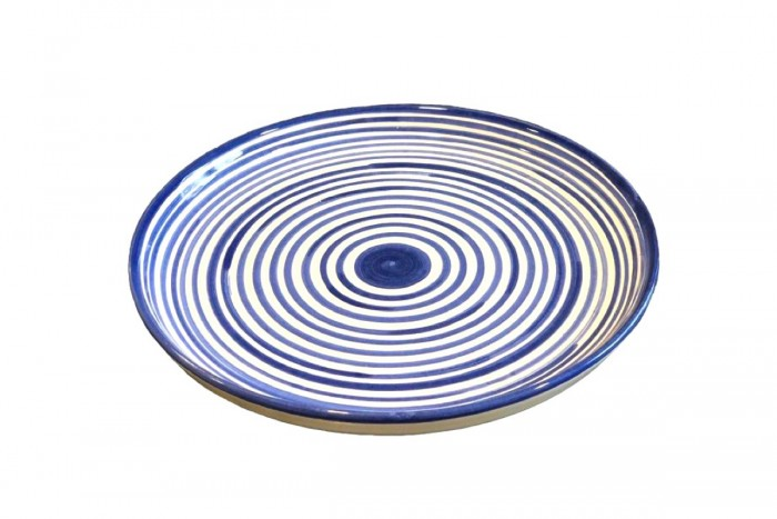 Set of 2 Soup Plates  Mediterranea Tratti