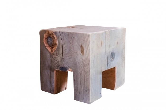 Skelly Cube Natural
