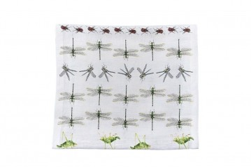Table Runner Fate Dragonflies
