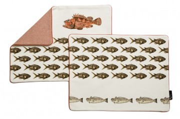 Set of 2 Placemats Mediterraneo Damselfish