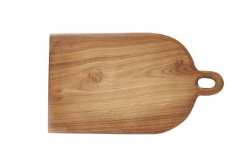 Rounded Silhouette Cutting Board