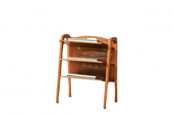 Original Magazine Rack - 1960s