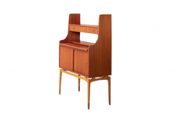 Original Desk-Bookcase - 1960s
