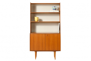 Original Bookcase-Sideboard - 1960s