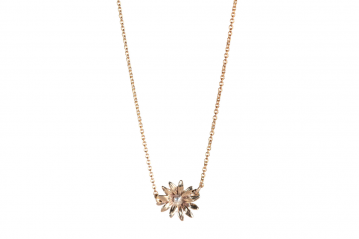 Naturalia Daisy Necklace