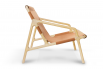 Paloma Lounge Chair Pumpkin
