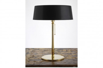 Pierre Chareau Table Lamp Re-edition