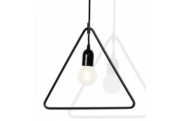 Geometric Lamp (triangle) - Made Easy